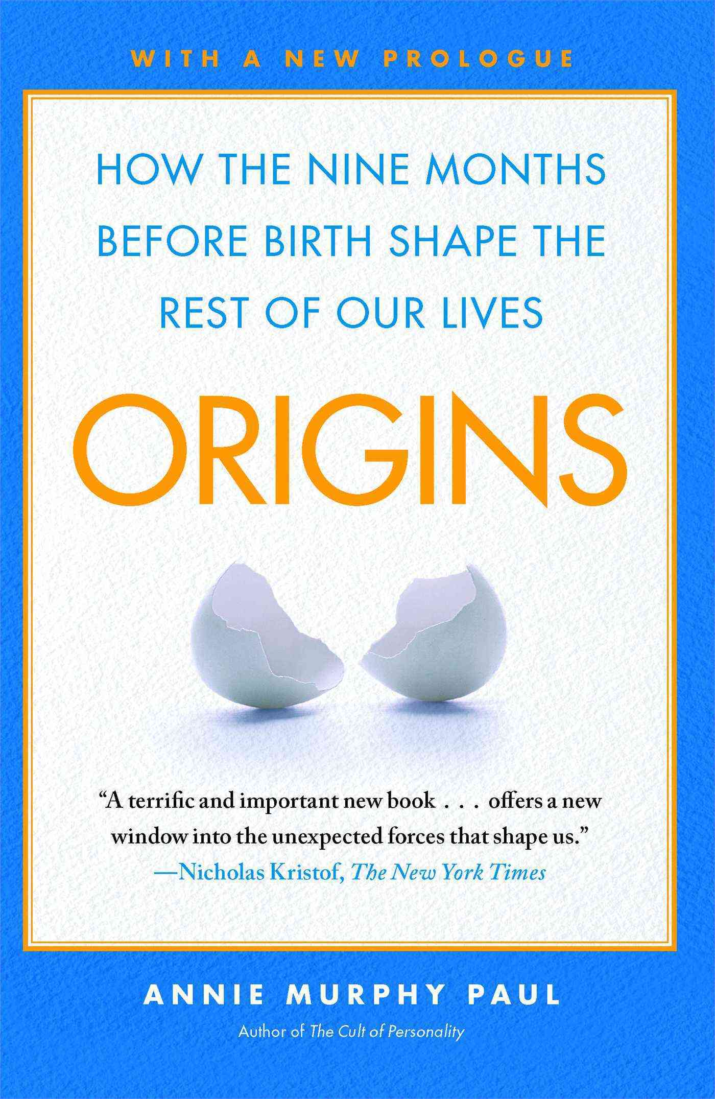 Origins By Paul, Annie Murphy